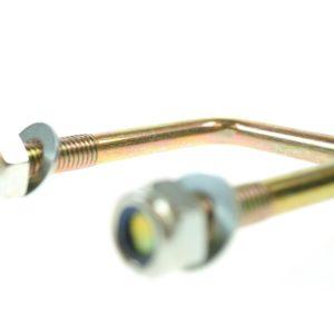 Maypole 80 x 86mm U Bolt & Nuts Ht Bk – MP924B