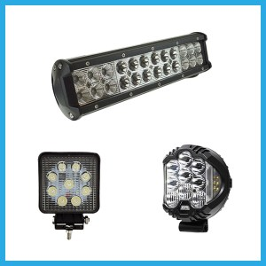 LED Worklamps and Bars