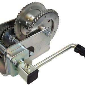 Maypole Prof Safety Hand Winch & Clutch Brake 1100kg/2500Lb (1631kg Rl) – MP14425