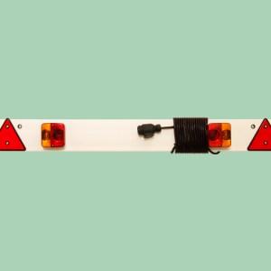 Maypole 1.83M Trailer Board 10M Cable – R/H Fog L/H Reverse – MP263P6F10M