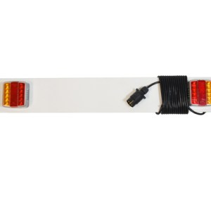 Maypole Trailer Board 1.215M (4Ft) With 6M Cable & Varivolt LED Lamps – MP274PLED