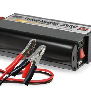 Maypole Power Inverter With USB 300W 12V/230V – MP56030