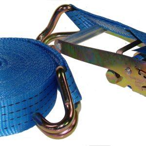 Maypole Ratchet Strap & Hooks 50mm x 10M 5000kg – MP61210