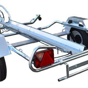 Maypole Trailer – Single Motorbike 240kg Cap (1 Box) – MP6805
