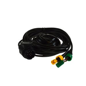 Maypole 5Pin 6Mt Aspock Compatible Lighting Harness With 4.5Mt Dc Supply – MP72706