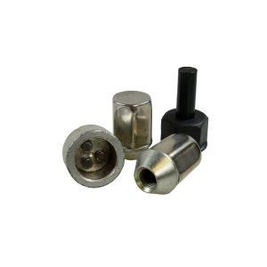 Maypole Locking Wheel Nuts Pk2 3/8Unf – MP7651