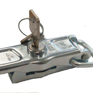Maypole 102mm x 31mm Lockable Overcentre Catch Bk – MP81304B