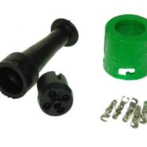 Maypole Harness – Ajba Plug Green MP830/2 Bk – MP8307B