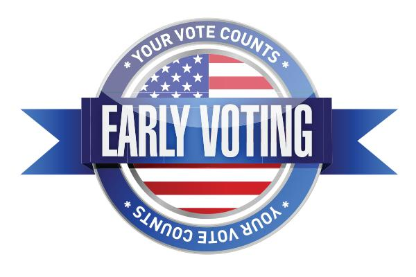 Early Voting Locatons 2018