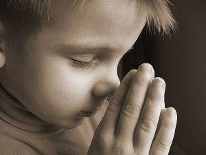 copil, credinta, rugaciune