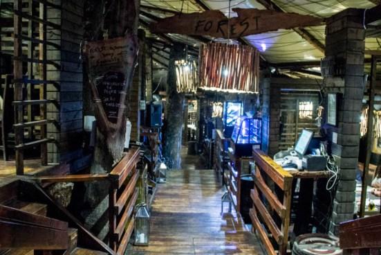 restaurant forest sinaia