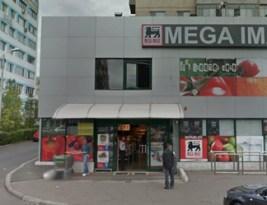 La Mega Image nu ai voie sa intri cu rucsacul în spate, cel puțin nu la mine în cartier