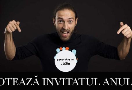 invitatul anului 2017