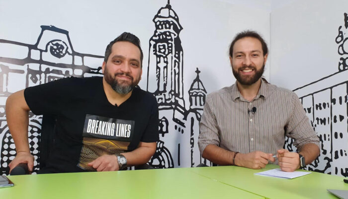 interviu cu Mehrzad