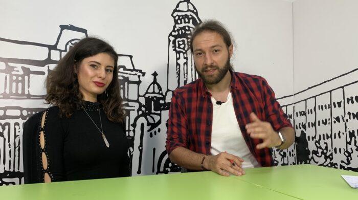 Interviu cu Monica Pop la podcast Generația lui John