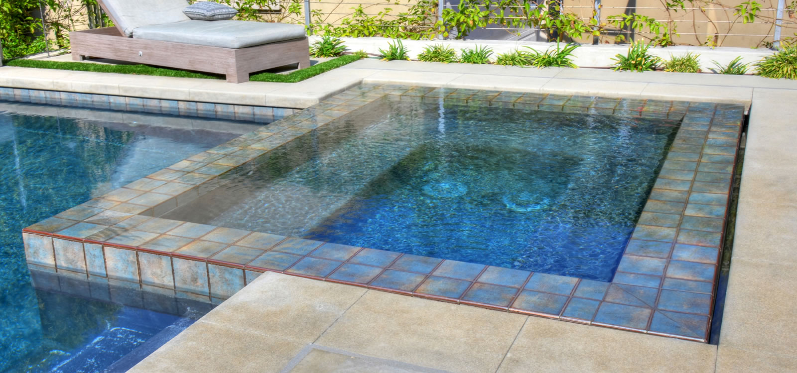 los angeles outdoor living spaces w