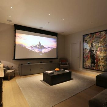 home theatre lighting ideas and design