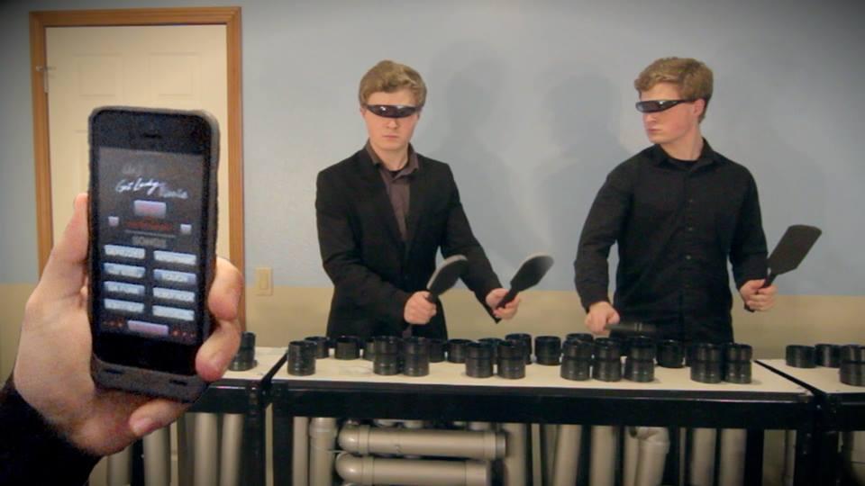 Nifty Daft Punk Medley on RimbaTubes