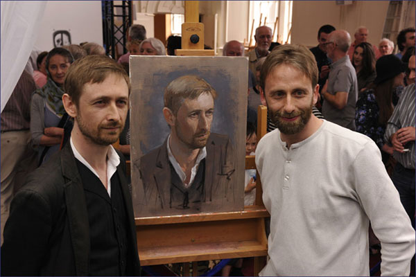 Ep 14 – The painters way with Conor Walton