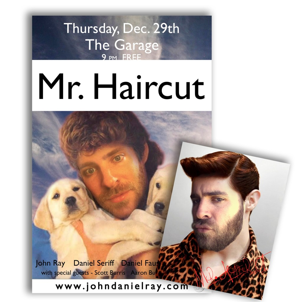 Mr haircut product pic