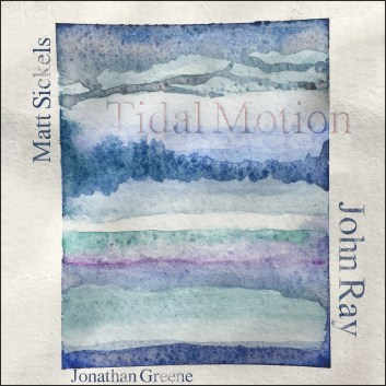 Tidal Motion single artwork