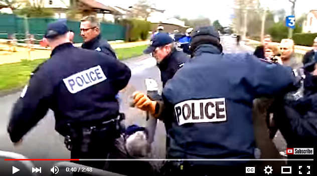 french-police-carry-off-72-yr-old-woman