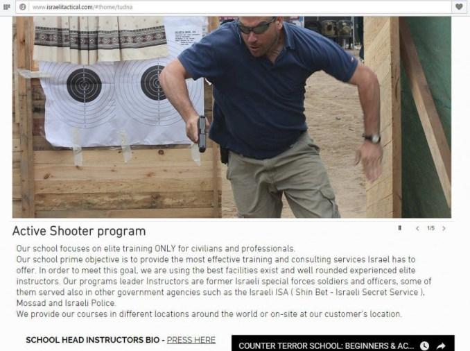 israelisch-taktisch-Homepage