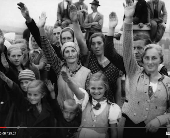 joy-during-ah-entry-austria-pretty-women-girls-sieg-heil
