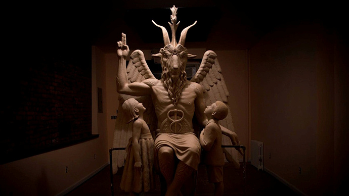 satanic_temple-baphomet-sculpture