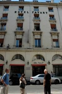 Hotel Favart