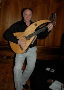 Peter Finger Harp Guitar