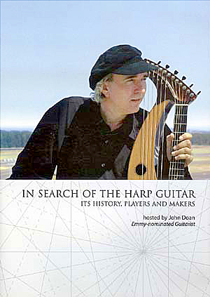 In Search of the Harp Guitar DVD by John Doan