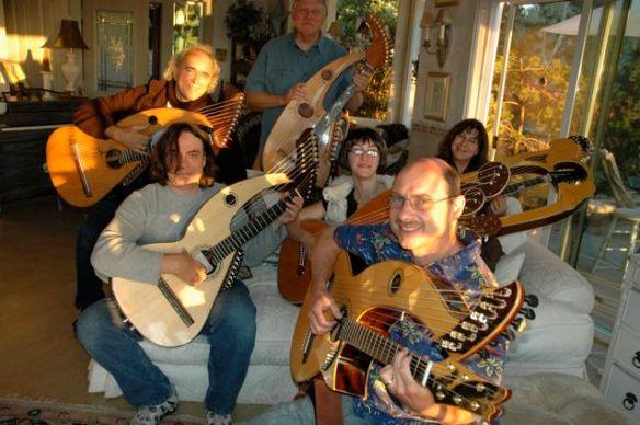 john doan harp guitar retreat student Group_Time_2