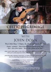 Celtic Pilgrimage John Doan Poster