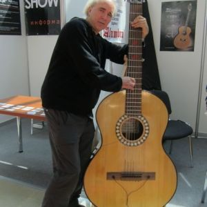 13.Moscow NAMM JD Big Gt