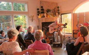 16. John Doan Harp Guitar Retreat Jay Concert