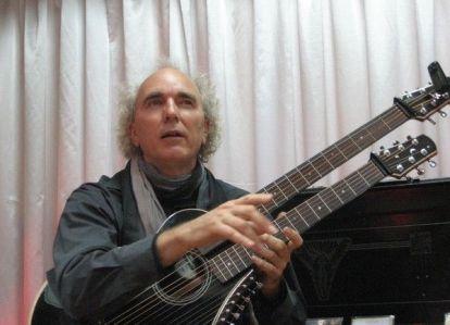 22.John Doan Harp Guitar Tells Story Moscow