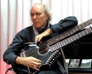 23.John Doan Harp Guitar Concert Gt Club Moscow