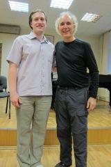 26.John Doan Harp Guitar Moscow Oleg Moskalev