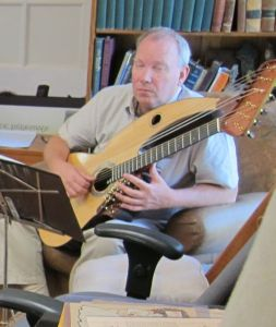 John Doan Harp Guitar Retreat Jay After Late Night
