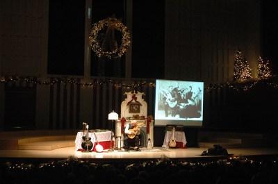 John Doan Victorian Christmas 2012 Willamette University