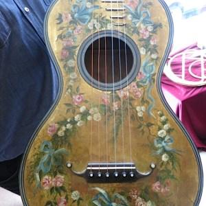 1.Guitar as art