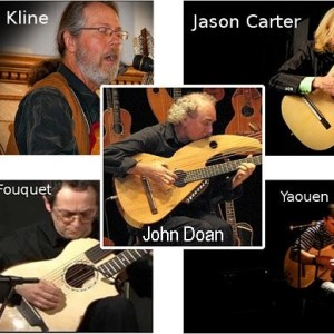12.Harp Guitar Festival Players 2013
