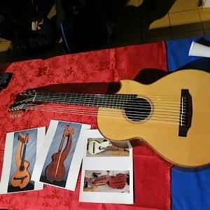 29.Stephen Sedgwick harp guitar