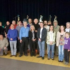 34.Harp guitar Festival Participants