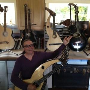 Harp Guitar Retreat 2013 Gerry Class