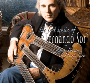 Lost Music of Fernando Sor CD Cover