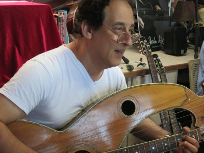 2. Harp Guitar Retreat 2014 Steve Stein