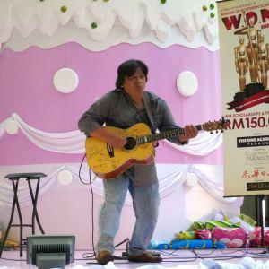 18. Penang, Malaysia Concert Tinh John Doan