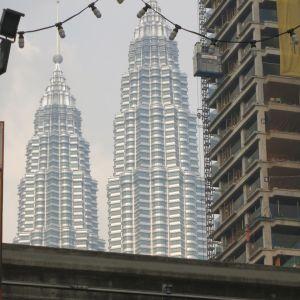 5. Downtown  Kuala  Lumpur